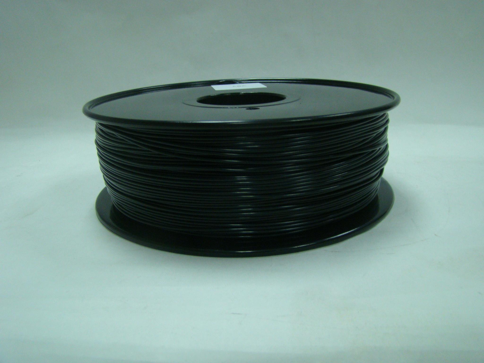 ABS3D打印机耗材/德之健厂家直销三维打印耗材/ABS黑色打印耗材