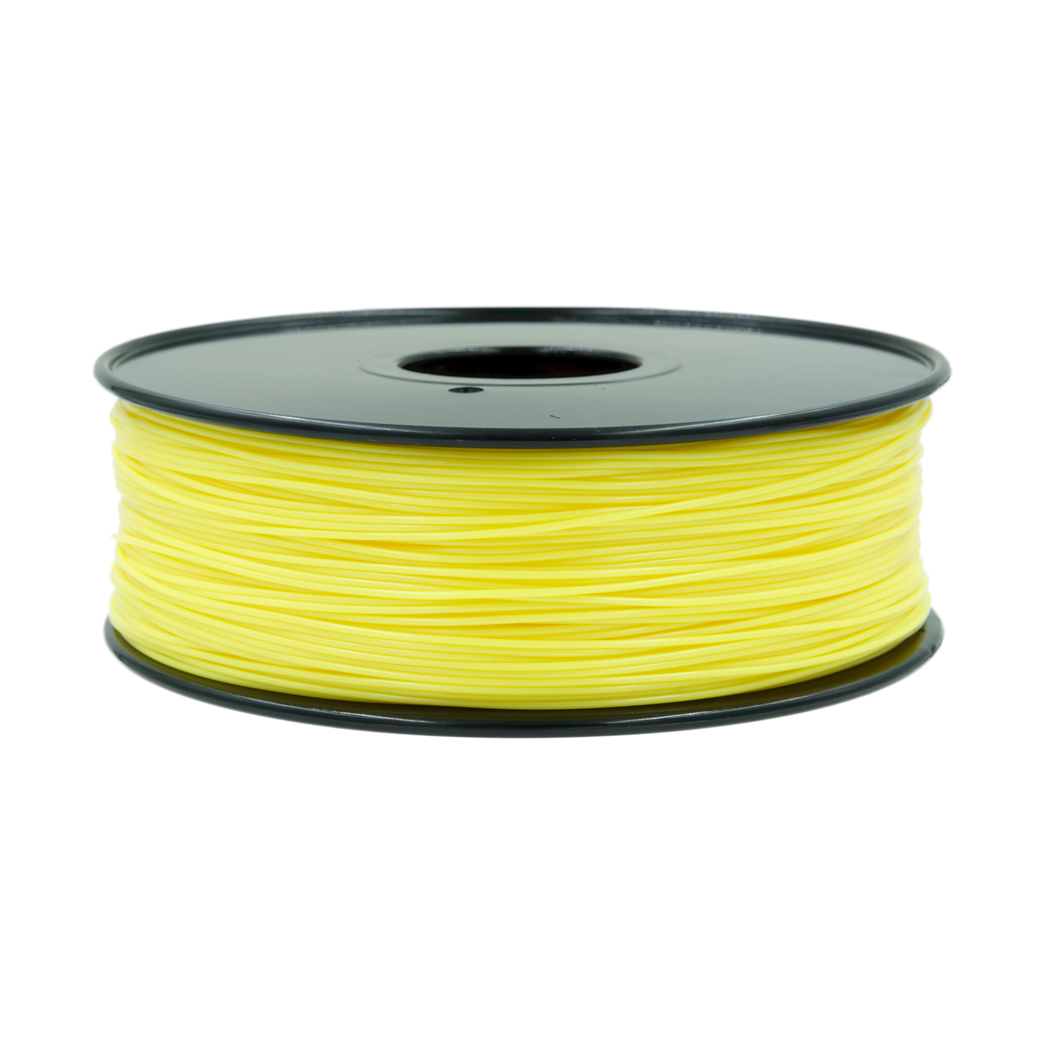 透光黃色 廣告字3D打印機耗材批發 3d打印廣告字制作透光耗材