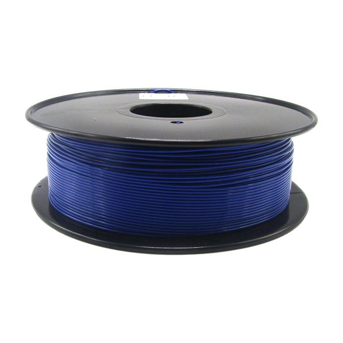 深藍色PLA 3D打印耗材