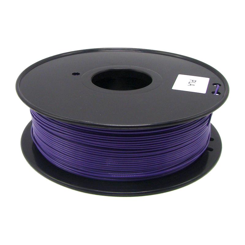 深紫色PLA 3D打印耗材