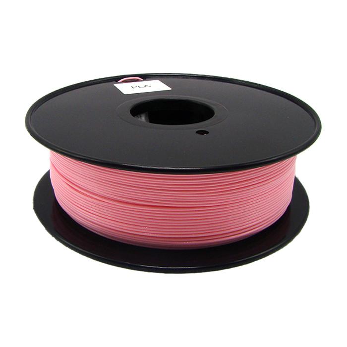 淡粉色PLA 3D打印耗材