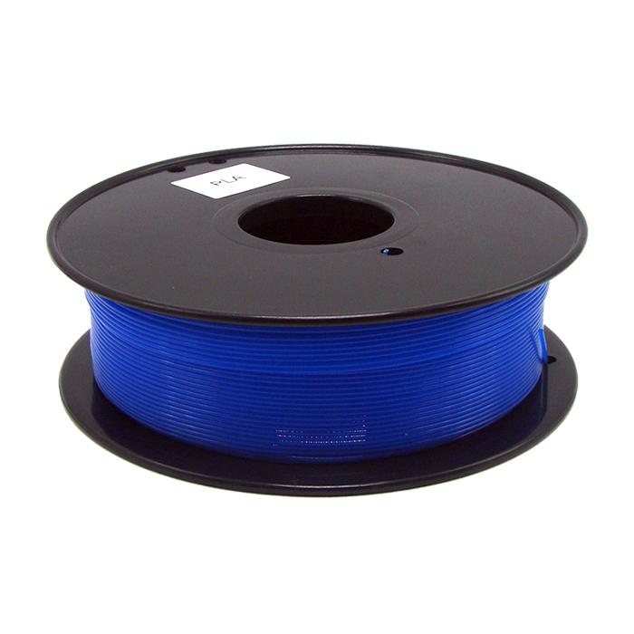 熒光藍PLA 3D打印耗材