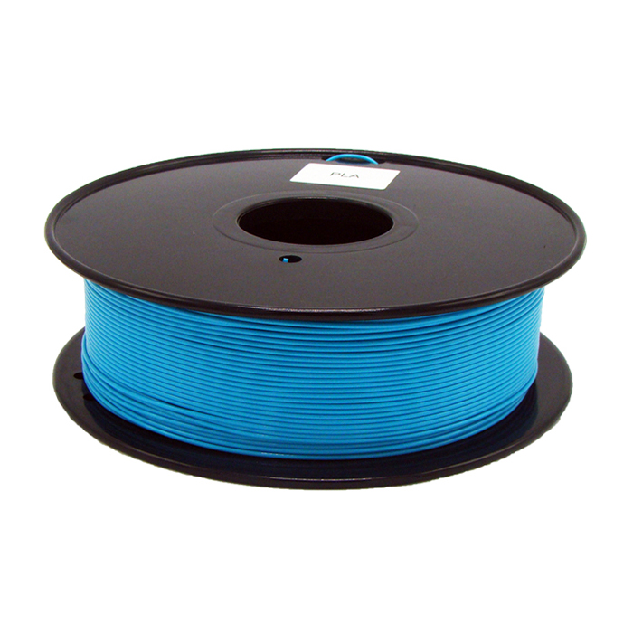 水藍色PLA 3D打印耗材