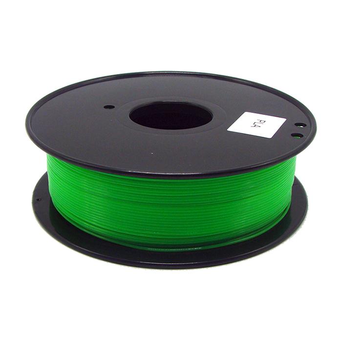 熒光綠PLA 3D打印耗材