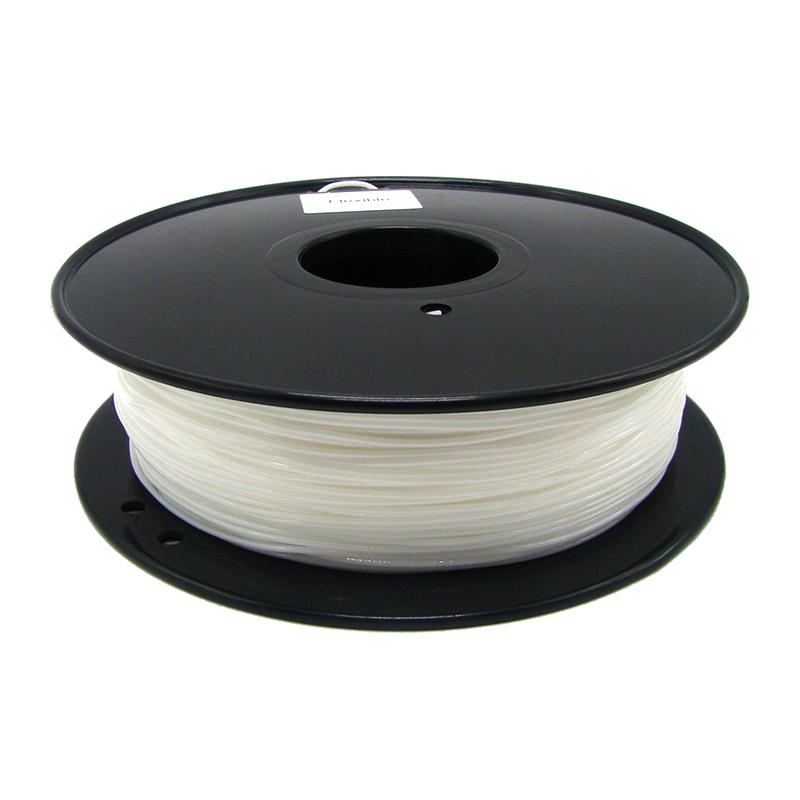 白色TPU 3D打印耗材