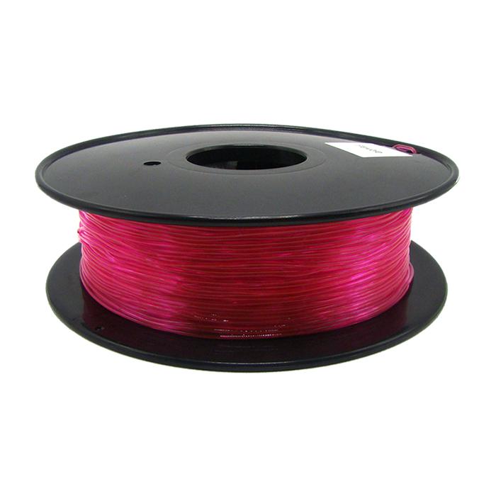 透明粉TPU 3D打印耗材