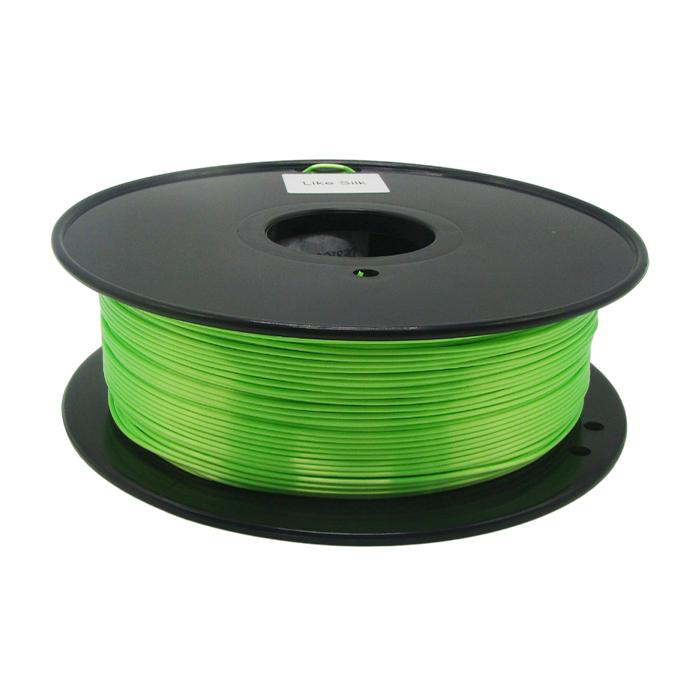 仿絲綢綠色 3D打印耗材