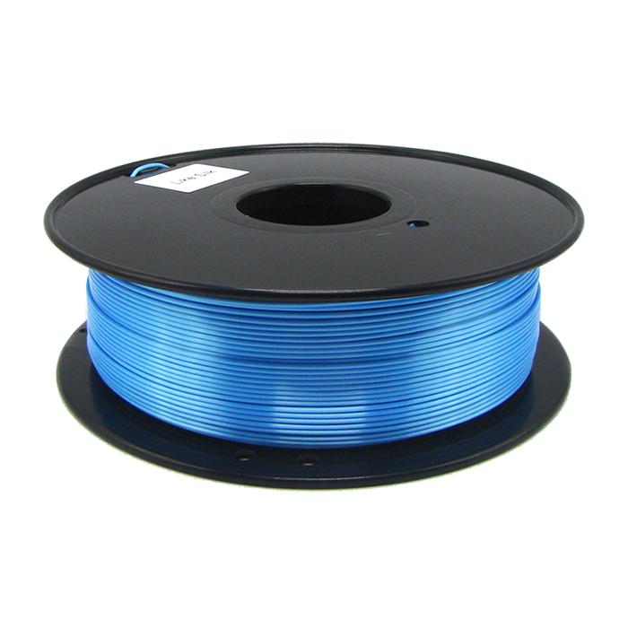 仿絲綢藍色 3D打印耗材