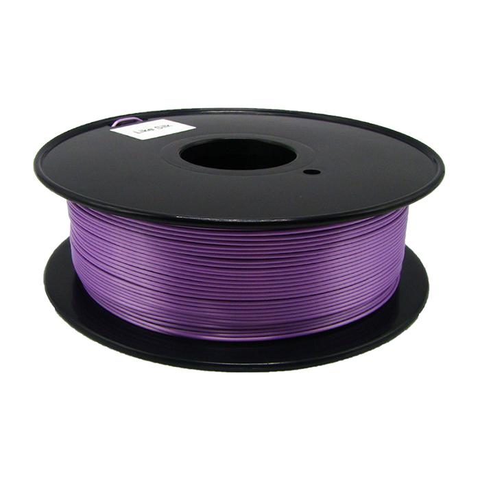 仿絲綢紫色 3D打印耗材