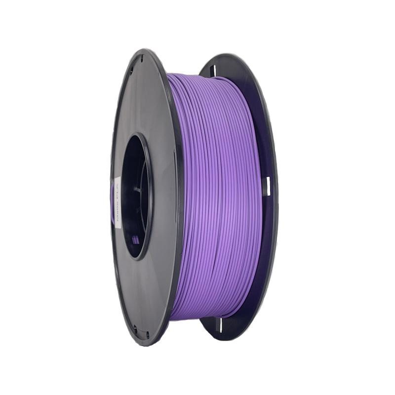 深紫啞光3d打印機耗材 消光燈絲線材料 Matte PLA 啞光PLA 3d打印耗材