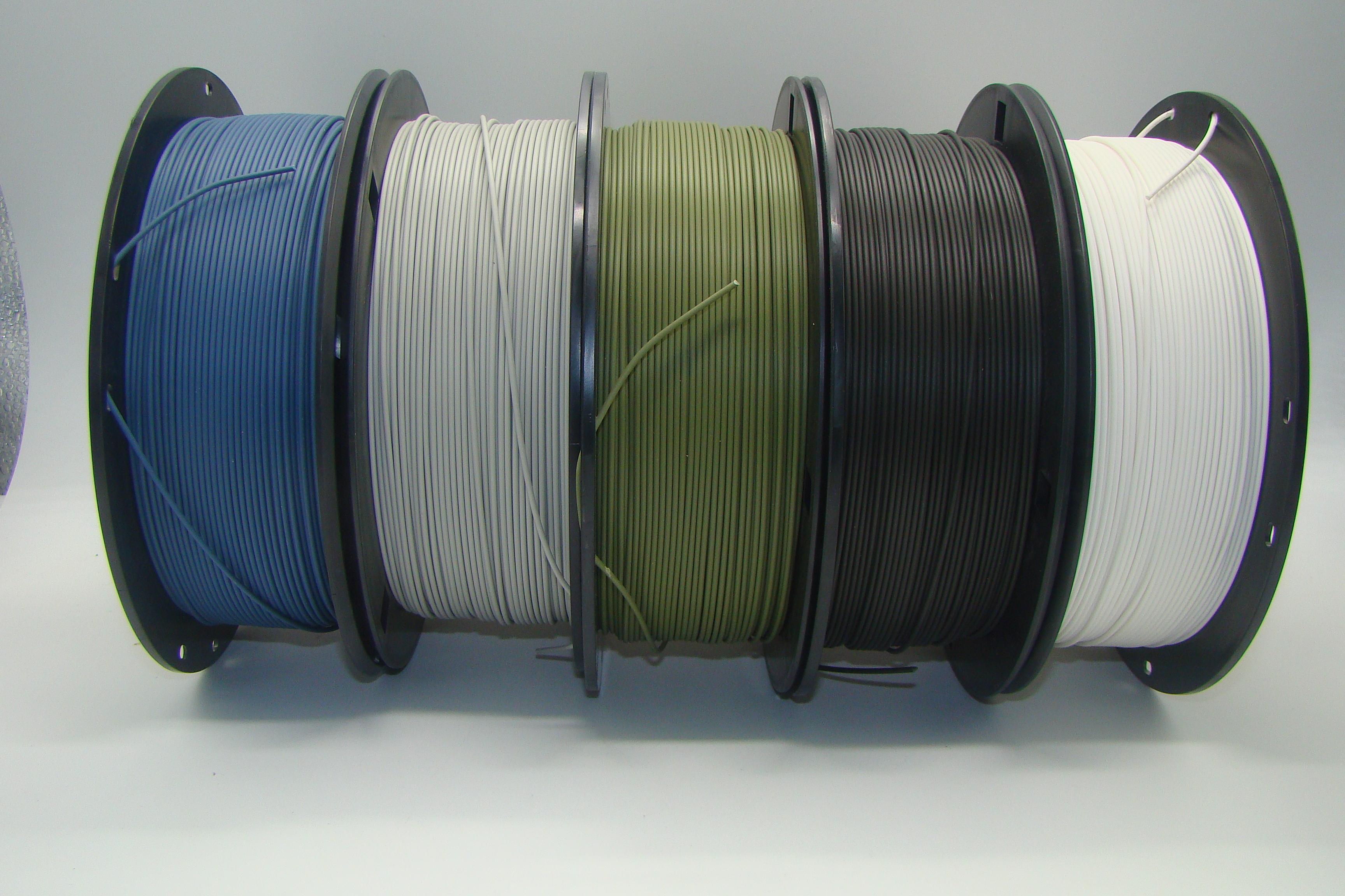 啞光3d打印機耗材 消光燈絲線材料 Matte PLA 啞光PLA 3d打印耗材
