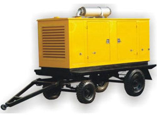移动发电机组