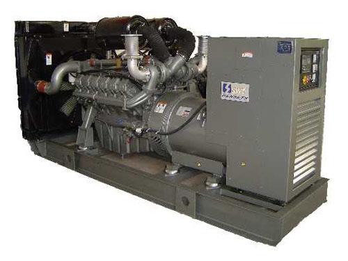 白山柴油发电机组