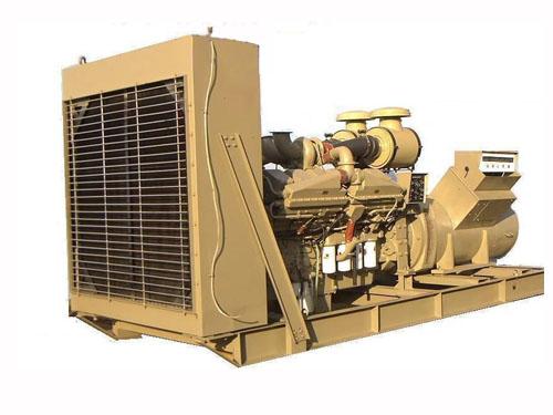 全新进口发电机-茶山柴油发电机