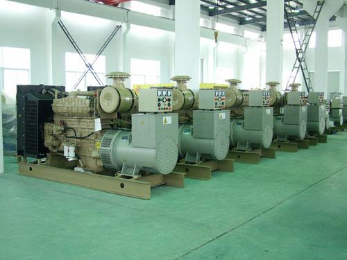 全新进口发电机-中山柴油发电机
