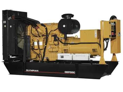 樟木头全新进口柴油发电机组