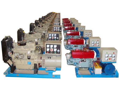 全新进口柴油发电机组