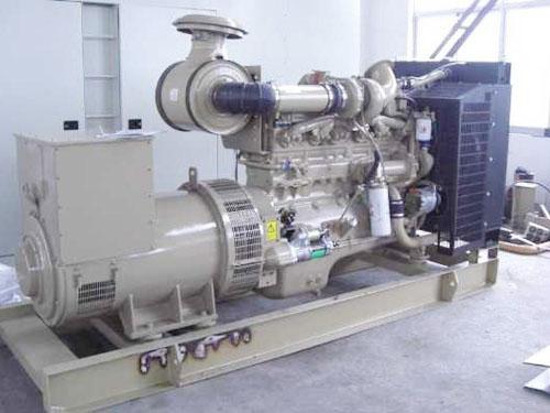 虎门柴油发电机组