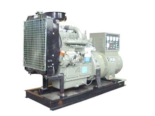 潍柴40KW柴油发电机组