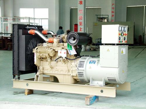 移动式柴油发电机