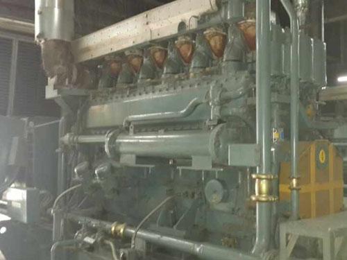 三菱S6U2,1000千瓦
