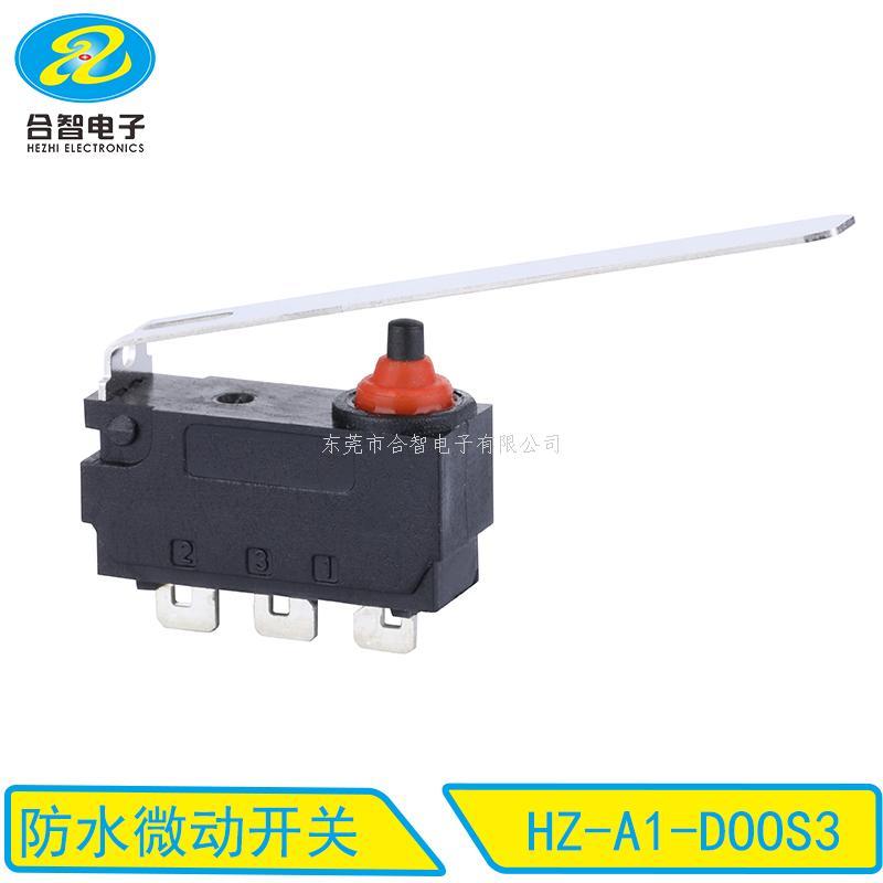 防水微動開關HZ-A1-D00S3