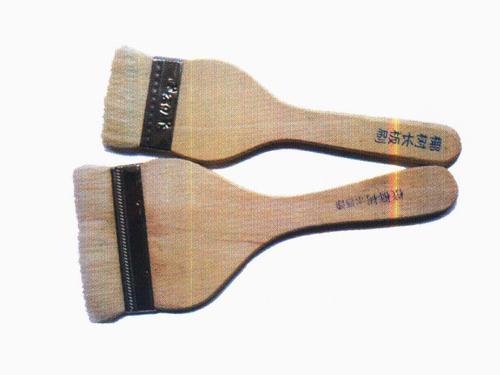 椰树牌羊毛刷(2寸-8寸)
