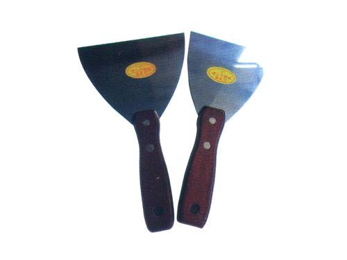 红柄不锈钢灰刀(4寸-5寸)