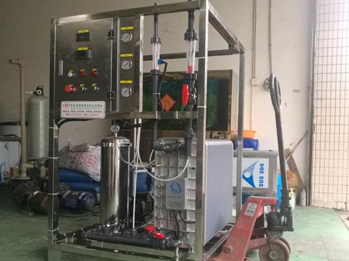 东莞专业纯水设备供应 铭丰环保