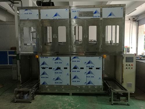 江蘇化驗室清洗機哪個好 銘豐環保 小型 自動 一體式 脫模 環保