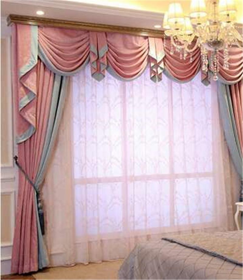 各種窗簾哪家價格低_博納莎_成品_民宿_客廳_新款_遮陽_臥室