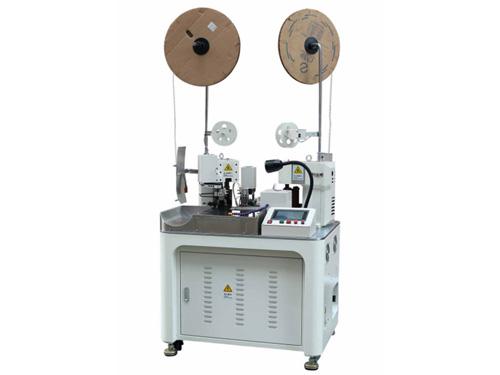 全自動雙線合壓機合壓機品牌_大旺機械_雙線并壓_全自動