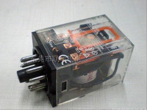 OMRON欧姆龙中间继电器MK2P