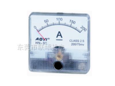 奥仪指针式电流仪表HN-91C4/91L4