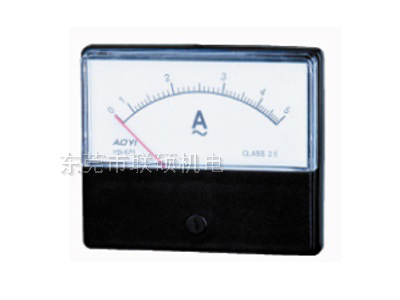 奥仪指针式电流仪表HN-670