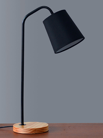 铁艺护眼LED台灯