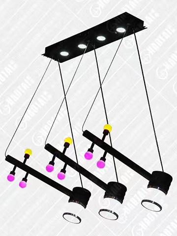 餐厅装饰吊灯
