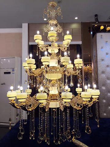 餐厅古典灯饰
