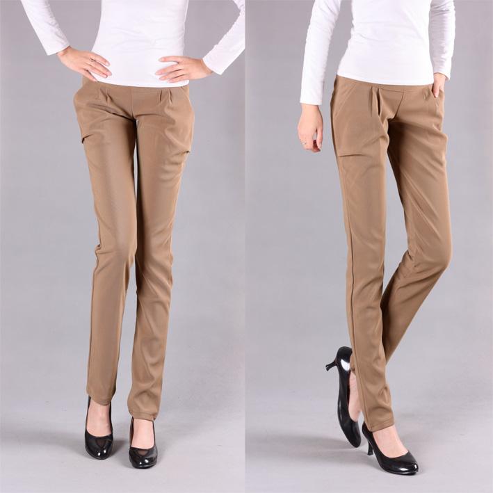 女裝鉛筆褲
