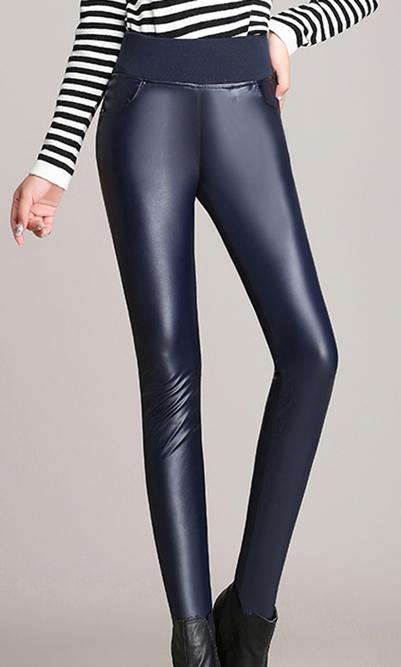 皮裤款式图手绘