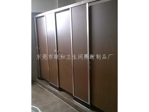 落地式卫生间隔板
