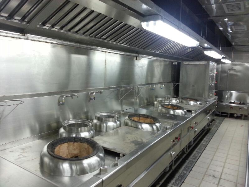 60平米工厂厨房设计图