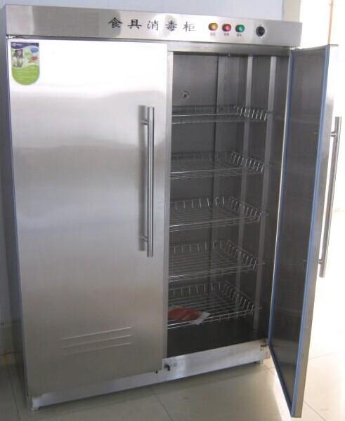 立式单门、双门消毒柜 商用高温消毒柜
