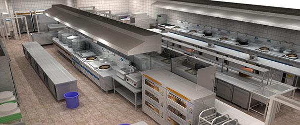 廚房設備工程