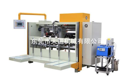 供应粘箱机黄箱,高速型-粘箱机,双片粘箱机