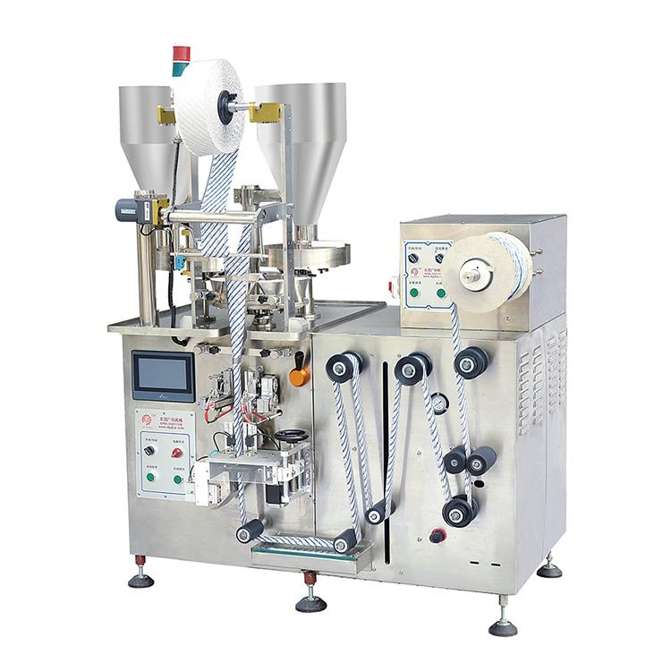 咖啡_异型袋粉末包装机专业定制_广科机械