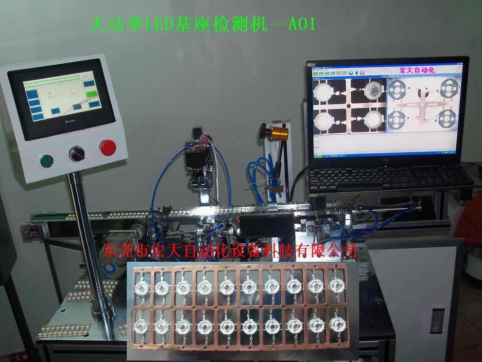 在线视觉检测系统AOI