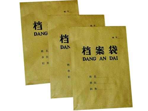 牛皮紙檔案袋