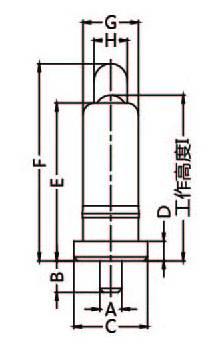 插件型Pogo Pin