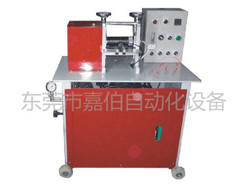 JB-12皮带油压压花机(加温)